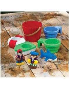 Детская коляска 3 в 1 Verdi Pepe Eco Plus Carbon 95