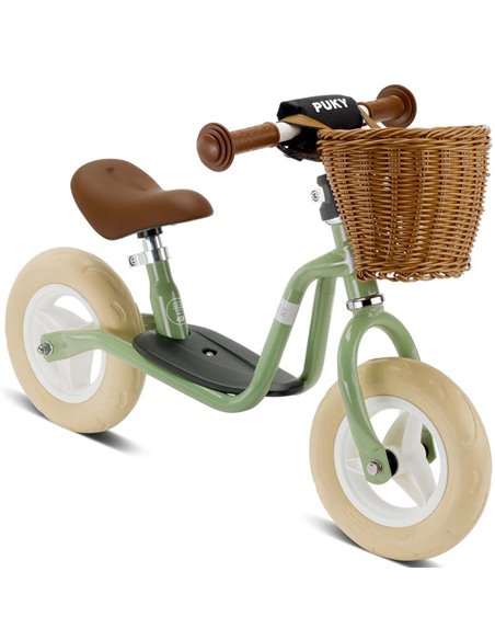 Беговел Puky LR M Classic зеленый