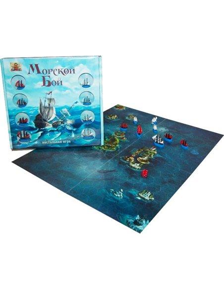 Настільна гра Морський Бій