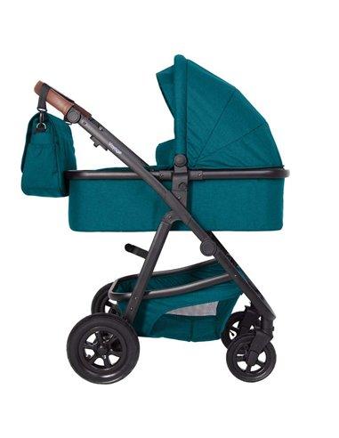 Дитяча коляска 3 в 1 BubaGo Voyage mirage